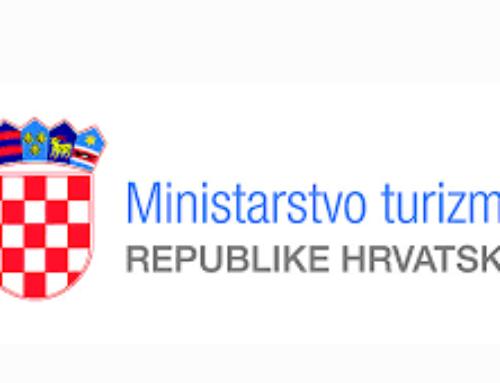 Obavijest o otvorenim natječajima Ministarstva turizma