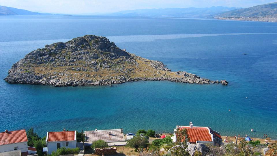 Čisac, Sv. Juraj, island of love, heart shape, croatia, zadar, dalmatia, www.zadarvillas.com