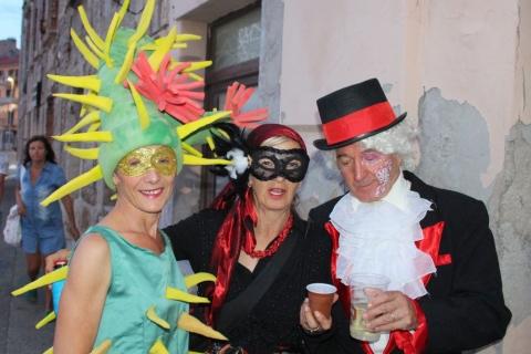 Otvorenje 48. Međunarodnog senjskog ljetnog karnevala